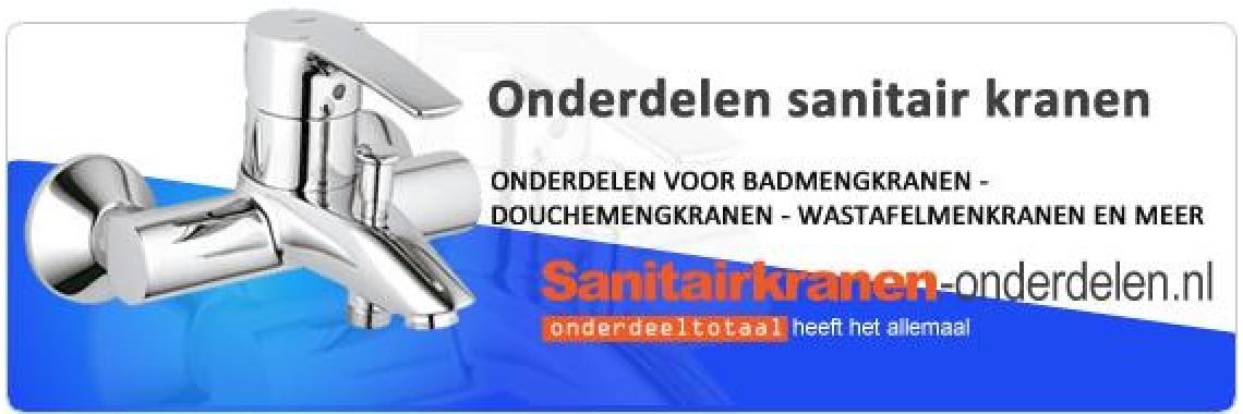 Sanitairkranen-onderdelen.nl | Onderdelen voor sanitairkranen